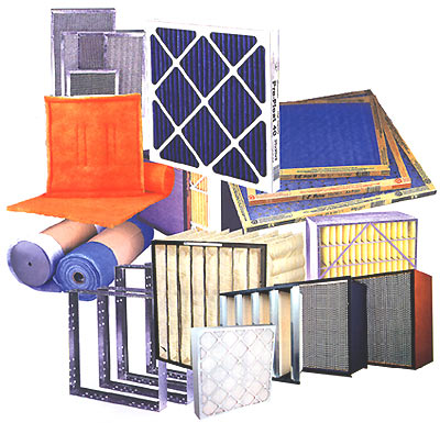 Flanders Air Conditioner Filters Dayton Reliable Air Filter - Air Filters and Airflow Products