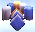 Polyester Paint Booth Filter Media