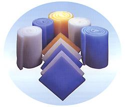 Polyester Filter Media