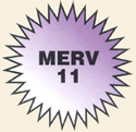 poly shield MERV11